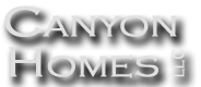 Canyon Homes
